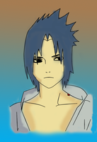 Sasuke Uchiha: At a Whim by Lithium-deviant