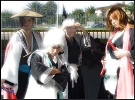 More Bleach cosplay by headraline