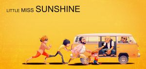 LITTLE MISS SUNSHINE by HikaruTajima1989