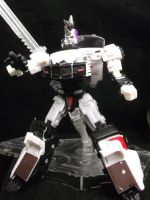 TRANSFORMER CUSTOM WIP RAD 2 by forever-at-peace