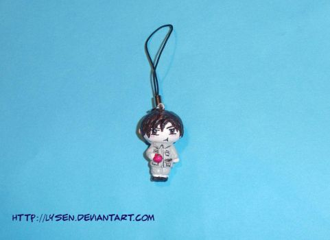Romano cell phone charm by lysen