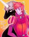 Prince Gumball and Lord Monochromicorn by Lotadd