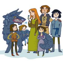 House Stark by Bard-the-zombie