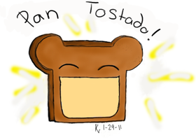 Pan Tostado by Jinx26