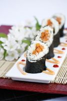 Sweet Potato Sushi 4 by laurenjacob