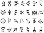 Unown Alphabet by acer-v