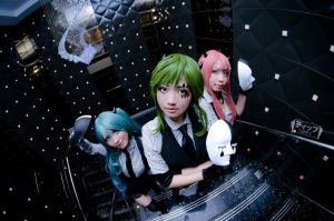 Vocaloid: Poker Face - 1 by thechevaliere