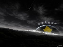 Kosova Wallpaper by neossonnic