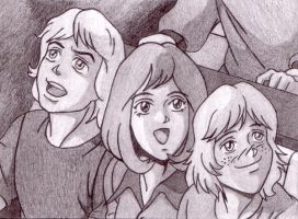 D+Dc Page Frame _Trio_ by zentron