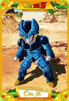 Dragon Ball Z - Cell Jr. by DBCProject