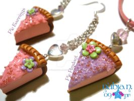 Sweet cutesy pie set by colourful-blossom