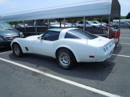 1981 Chevrolet Corvette Fastback II by Brooklyn47