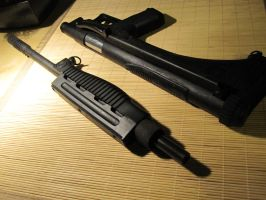 Chinese Air Rifle by MrPorter