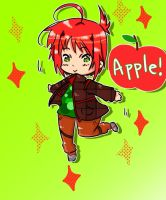 Apple by Mintiice