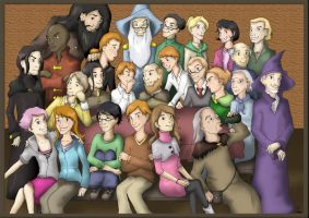 The Order of the Phoenix by Tez-zah