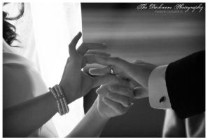 I Take Thee... by TheDarkRoom-Photo