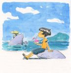 The Coral Cave - The Okinawan Sea by Atelier-Sento