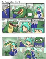 LOL: The Masculine Sona - Part 13 by phsueh
