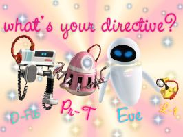 What's Your Directive? by MU-Cheer-Girl