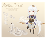 .: Altion Veri (Original Specie) :. by PrinceProcrastinate
