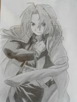 edward fma by Danielepds