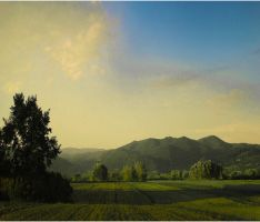 Somes River Valley by Callu