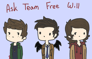 Ask Team Free Will by nerdyXturtle