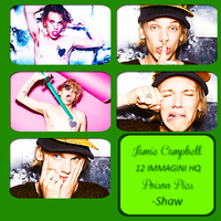 Jamie Campbell Bower #1 by PoisonPics