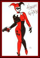 Updated::Harley Quinn by Whisper-of-a-RAVEN