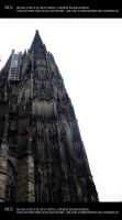 Cologne cathedral 4 by Mithgariel-stock