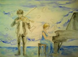 Nodame Cantabile by GinSoul