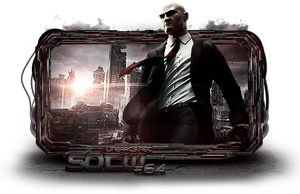 Hitman Absolution by iPauloDesigner