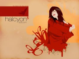 halcyon5 promo - wp by bozor