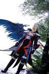 Sephiroth - One Winged Angel by NanjoKoji