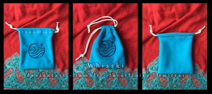 Water Tribe Pouch by Whisski