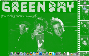Green Day Earth Day Wallpaper by Guitarfreak8810