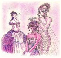 SMV Prize: Queen of the Masquerade by g-i-i