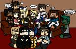 Group picture - Vocaloid by Wawaline