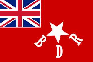 British Resistance Flag by Party9999999