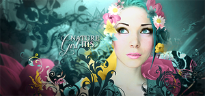 Nature Girl by jaxcullengfx