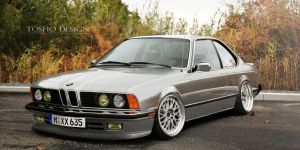 BMW e24 by ToshoDesign