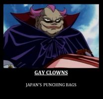 Even More Gay Clowns by earthalchemyst