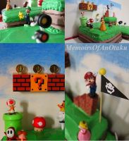 Super Mario 3D Land cake transformation, complete! by MemiorsOfAnOtaku