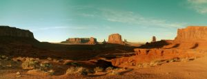 John Ford Point Monument Valley by johnpaul51