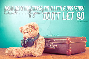 Don't Let Go Wallpaper by ToxicantDreamer