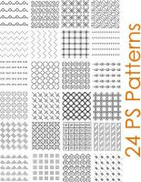 Patterns 4 by nejika