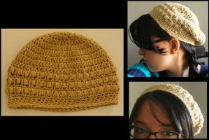 Puff Stitch Hat by radioactive-orchid