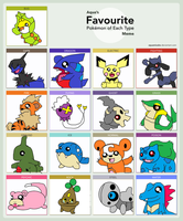 Maranda's Favourite Pokemon Type (Babies) by Manda-Panda-Stuff