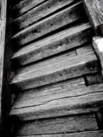 Stairs of Horror by SchizoVampire