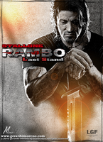 Moreno and Rambo: Last Stand by CJZ